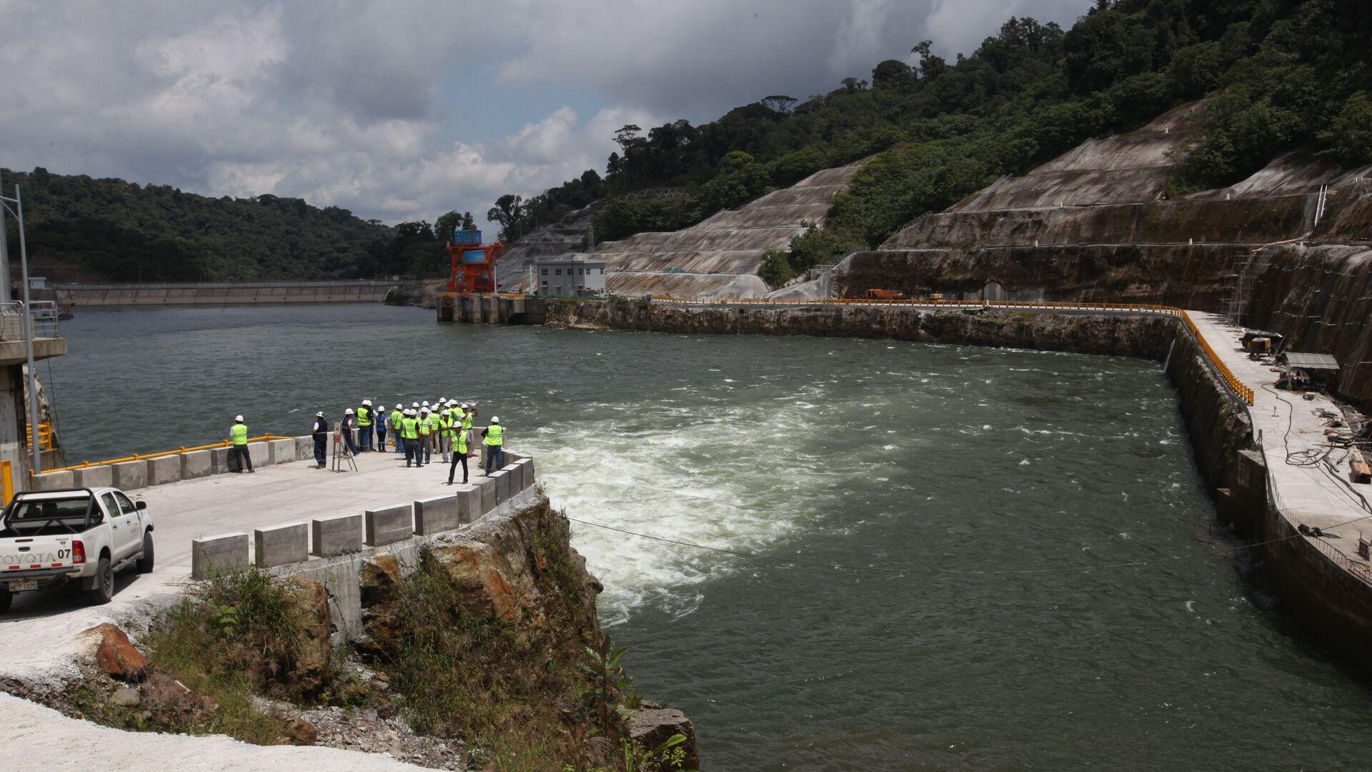 La central hidroeléctrica ecuatoriana Coca Codo Sinclair - Sputnik Mundo, 1920, 03.08.2021