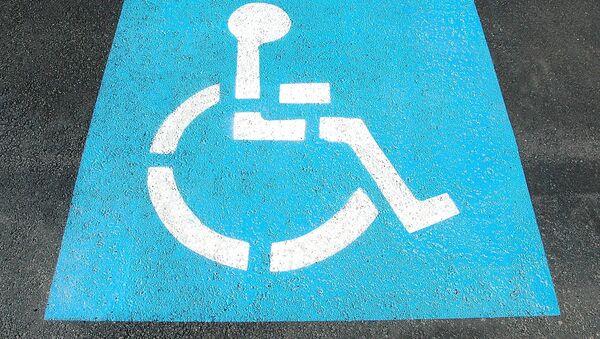 Discapacidad (imagen referencial) - Sputnik Mundo