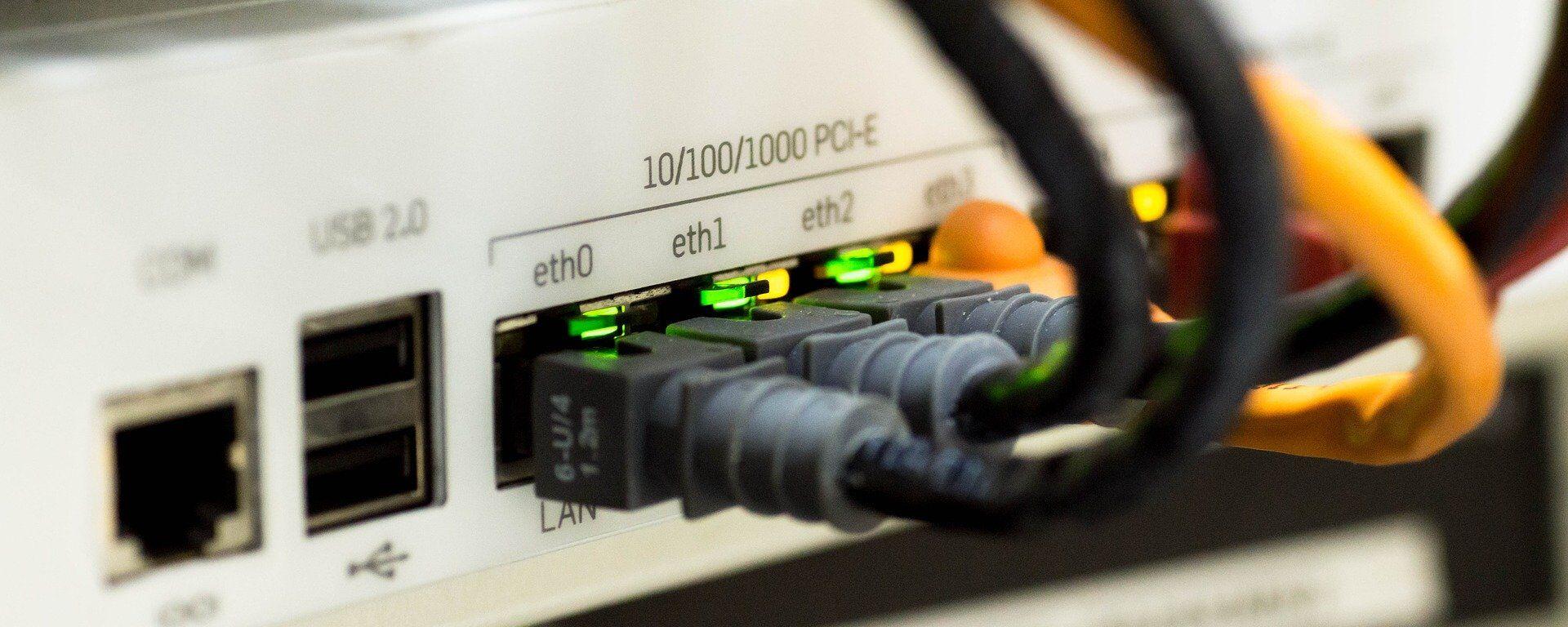 Cables de internet (imagen ilustrativa)  - Sputnik Mundo, 1920, 29.05.2019