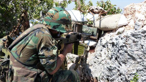 Situación en Latakia, Siria - Sputnik Mundo