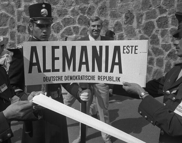 Se cumplen 50 años de los primeros JJOO celebrados en América Latina - Sputnik Mundo