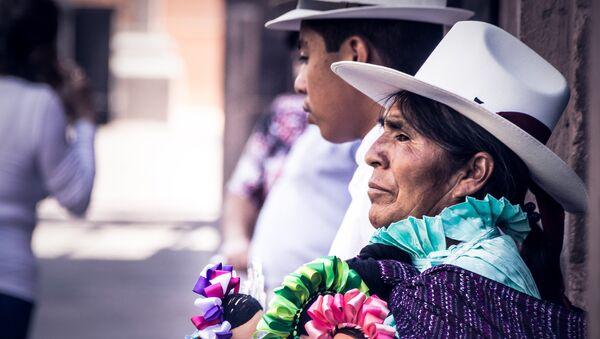Según el Banco Mundial, los pueblos indígenas representan el 8% de la población de América Latina, pero cerca del 14% de  los pobres y el 17% de los extremadamente pobres - Sputnik Mundo
