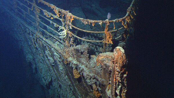 Restos del Titanic - Sputnik Mundo
