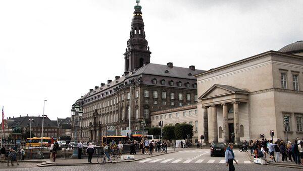 Copenhague, capital de Dinamarca - Sputnik Mundo