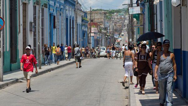 La ciudad de Matanzas, Cuba - Sputnik Mundo