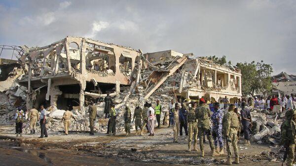 Situación en Somalia (archivo) - Sputnik Mundo