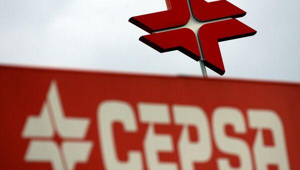 Logo de CEPSA - Sputnik Mundo