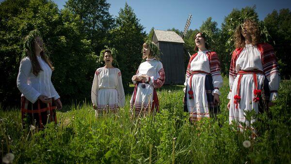 La belleza de las mujeres rurales - Sputnik Mundo