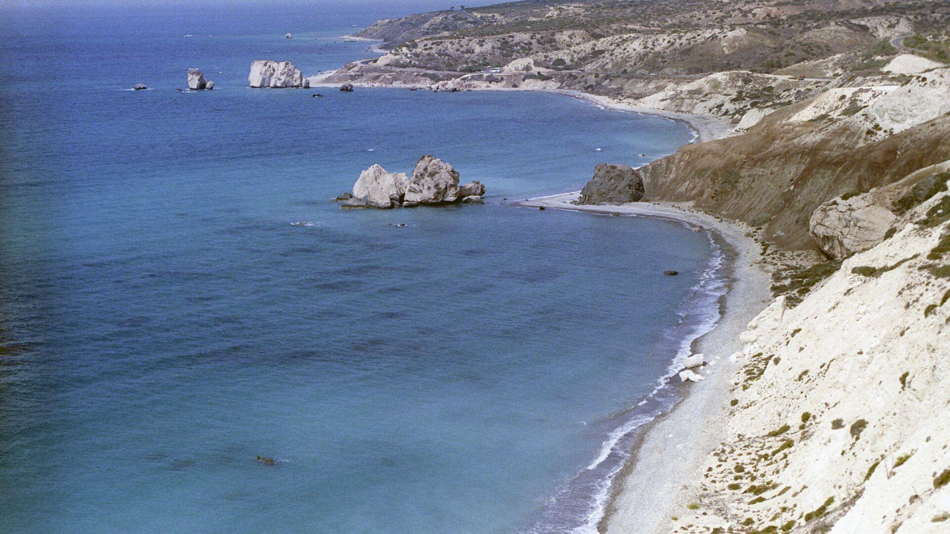 Vista de la costa de Chipre - Sputnik Mundo, 1920, 21.06.2021