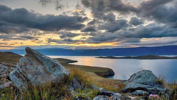 Lago Baikal, referencial - Sputnik Mundo