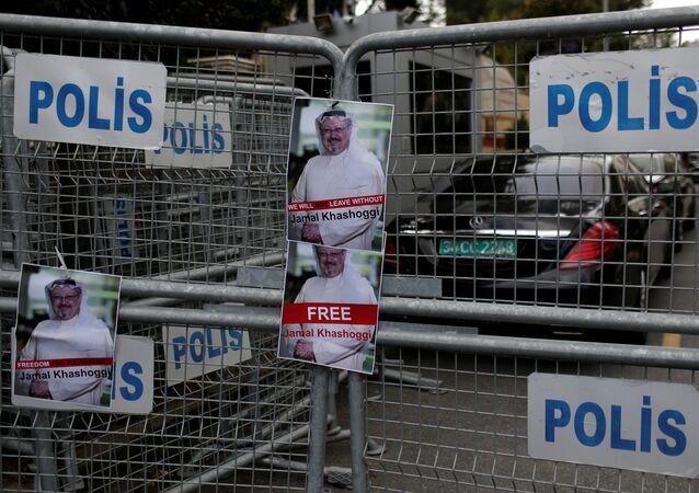 Las fotos del periodista desaparecido, Jamal Khashoggi