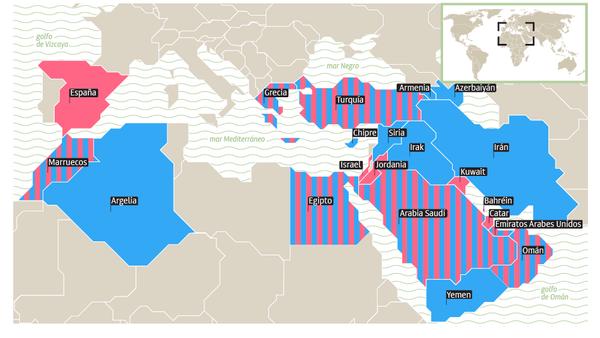 La 'geografía' antiaérea de Rusia y EEUU - Sputnik Mundo