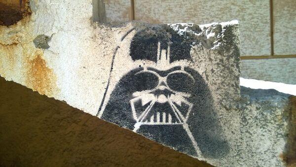 Una imagen de Darth Vader, un personaje de ficción en la franquicia de 'Star Wars' - Sputnik Mundo
