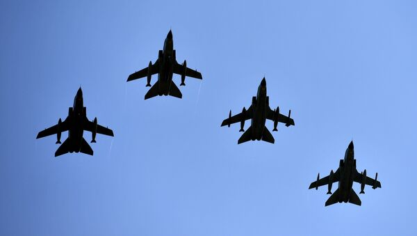 Aviones de combate alemanes Tornado - Sputnik Mundo