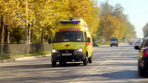 Ataque terrorista en Kerch, Crimea - Sputnik Mundo