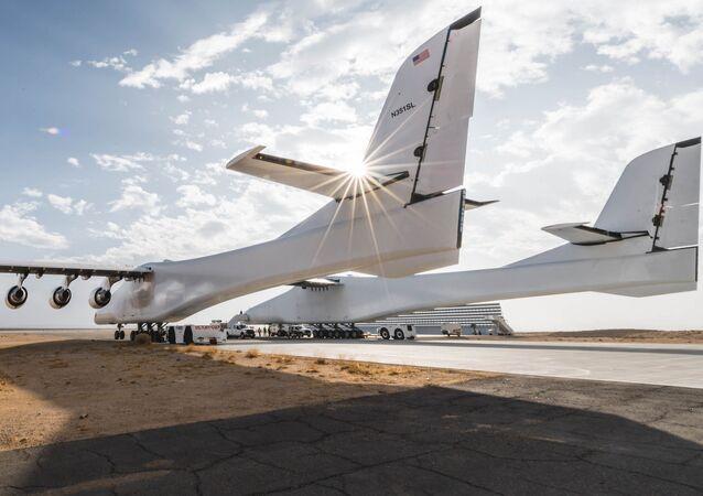 Aeronave Stratolaunch
