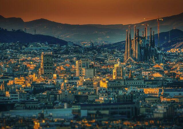 Sagrada Familia, la obra de Antonio Gaudí en Barcelona (archivo)