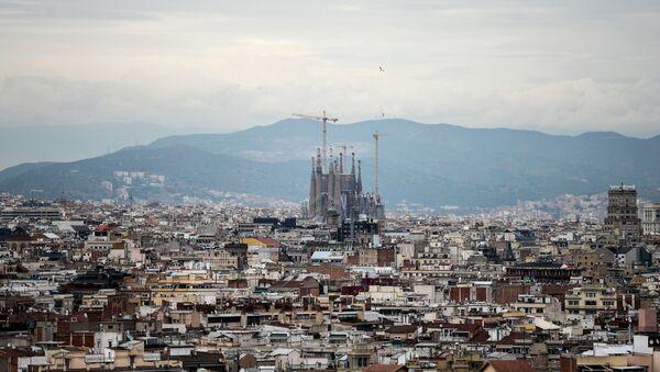 Sagrada Familia, la obra de Antonio Gaudí en Barcelona - Sputnik Mundo