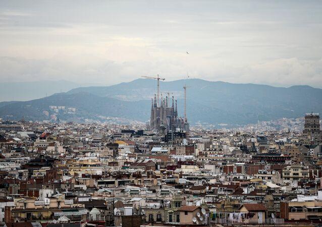 Sagrada Familia, la obra de Antonio Gaudí en Barcelona