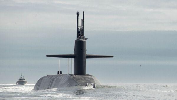 Un submarino - Sputnik Mundo
