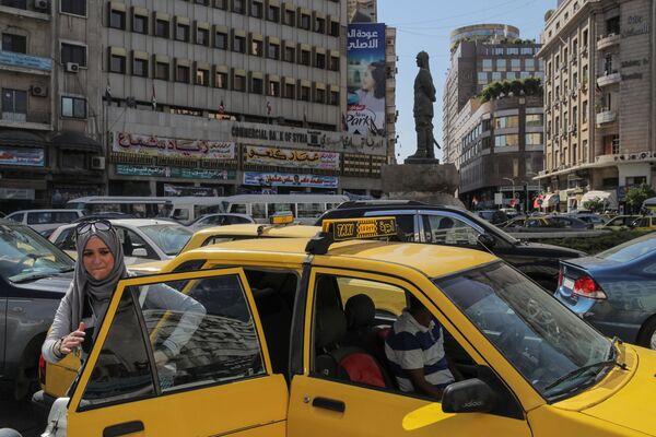 Así es Damasco en tiempos de paz - Sputnik Mundo