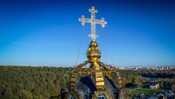 Una iglesia - Sputnik Mundo