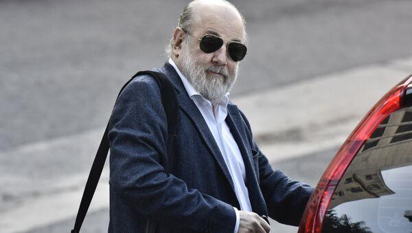 El juez federal argentino, Claudio Bonadío - Sputnik Mundo