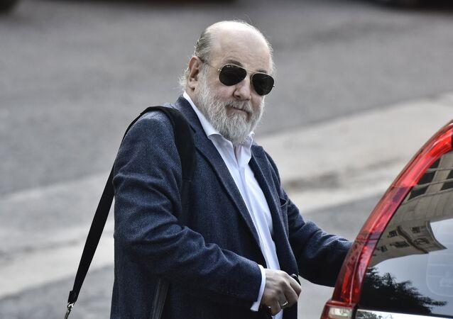 El juez federal argentino, Claudio Bonadío (archivo)
