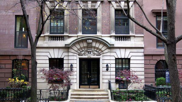 Una vivienda de lujo en Nueva York, foto archivo - Sputnik Mundo