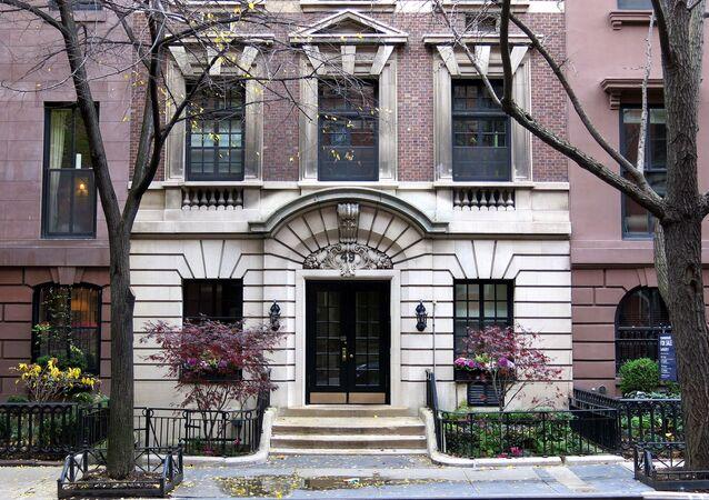 Una vivienda de lujo en Nueva York, foto archivo