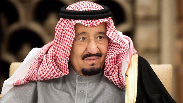 Salmán bin Abdelaziz, rey de Arabia Saudí (archivo) - Sputnik Mundo