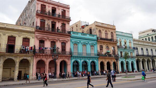 La Habana Vieja - Sputnik Mundo