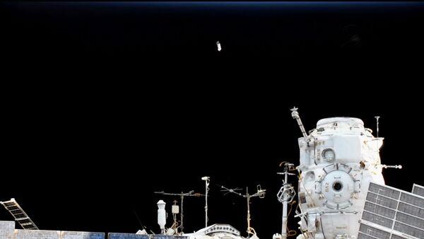 El lanzamiento del nanosatélite TNS-0 No. 2 - Sputnik Mundo