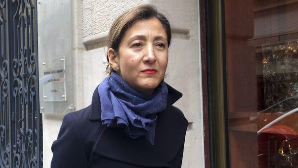 Ingrid Betancourt, la excandidata presidencial colombiana - Sputnik Mundo