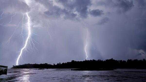 El lago de Maracaibo - Sputnik Mundo