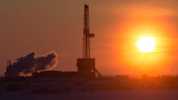 Torre petrolera de la compañía Rosneft - Sputnik Mundo
