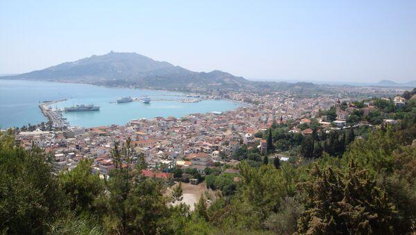 Isla de Zante, Grecia - Sputnik Mundo