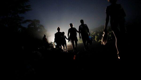Migrantes centroamericanos - Sputnik Mundo