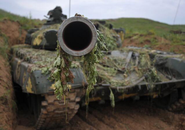 Tanque T-64 (archivo)