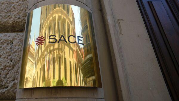 Servicio de Seguros de Comercio Exterior de Italia (SACE) - Sputnik Mundo