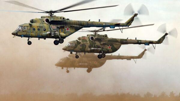 El Día de la Aviación de Ejército de Rusia - Sputnik Mundo