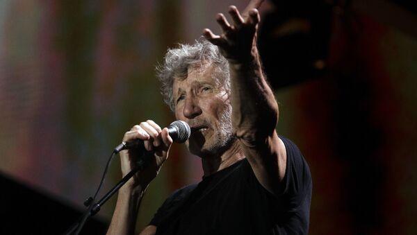 El músico británico Roger Waters - Sputnik Mundo