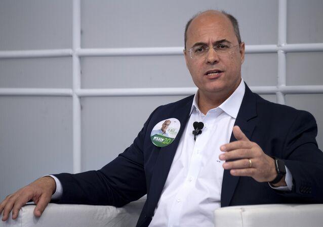 Wilson Witzel, próximo gobernador del estado de Río de Janeiro
