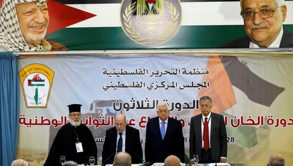 El Consejo Central Palestino - Sputnik Mundo