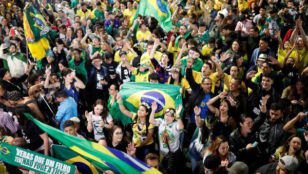 Segunda vuelta de elecciones presidenciales en Brasil - Sputnik Mundo