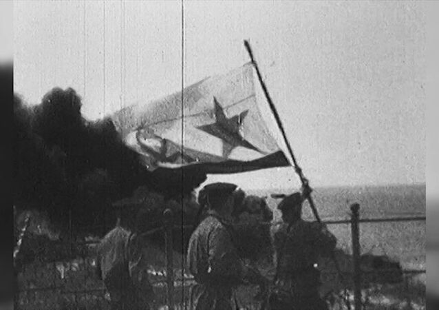 Defensa de Sebastopol en la Segunda Guerra Mundial