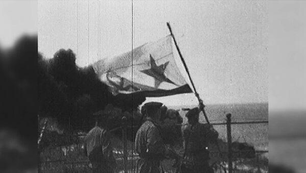 Defensa de Sebastopol en la Segunda Guerra Mundial - Sputnik Mundo