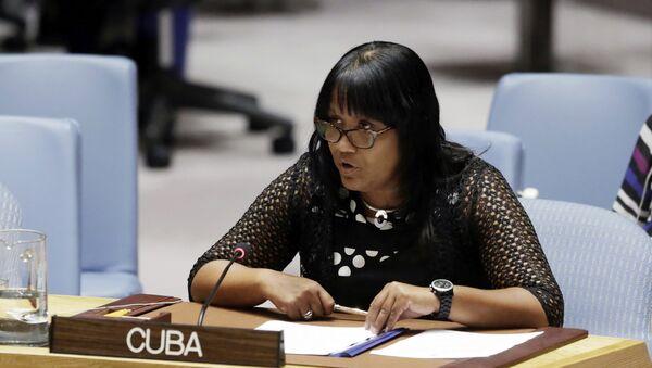 Anayansi Rodríguez Camejo, nueva viceministra de Relaciones Exteriores de Cuba - Sputnik Mundo