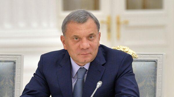 Yuri Borísov, viceprimer ministro ruso - Sputnik Mundo