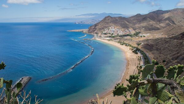 Santa Cruz de Tenerife - Sputnik Mundo